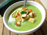 Vyzkoušejte recept na skvělou cuketovou polévku
