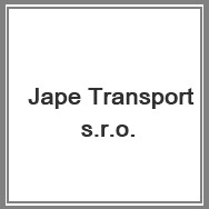 logo JAPE TRANSPORT, s.r.o.