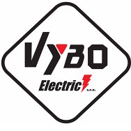 logo VYBO Electric s.r.o.