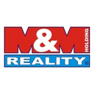 logo M & M reality holding, a.s.