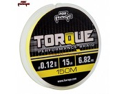 Fox Rage šňůra Torque Braid Yellow