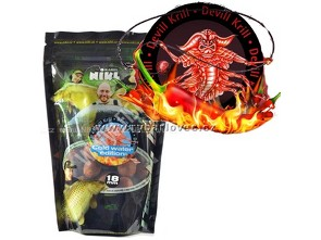 Nikl boilie READY Devil Krill 18mm 1kg