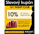 Night club 161 – night club Praha