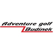 logo Adventure Golf Club Budínek - minigolf Dobříš