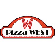 logo PIZZA WEST - Cafeterie a pizzerie