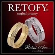 Retofy Diamantove Sperky A Snubni Prsteny Retofy