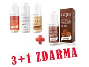 E-liquid LIQUA 10ml 3+1 ZDARMA