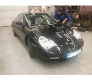 Porsche 911 Carrera 4, model 996 facelift,GO motoru TOP!