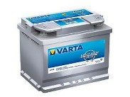 Autobaterie VARTA START-STOP PLUS (AGM) 60Ah, 12V ()
