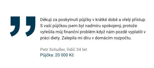 Online nové pujcky pred výplatou horšovský týn nad vltavou