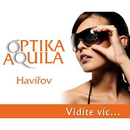 logo Optika Aquila - Milan Havel