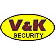 logo V&K security