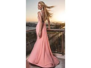 Společenské plesové šaty - Studio AGNES  42cc826238
