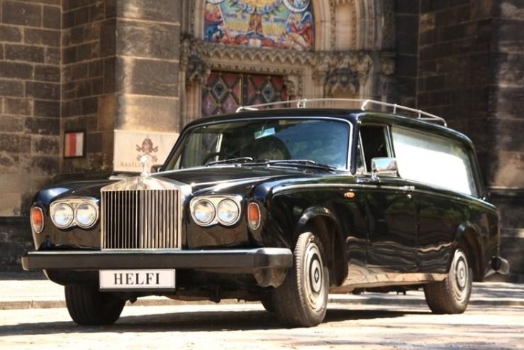 Pohřební služba HELFI Praha - Pohřební vůz ... 32cfc0588e