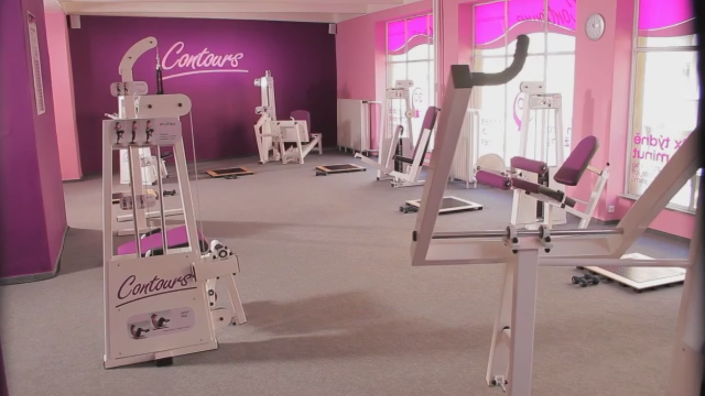 88f13d175ba Posilovna pro ženy  Fitness ...