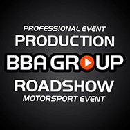 logo BBA GROUP – PROFESSIONAL EVENT PRODUCTION