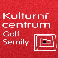 logo Kulturní centrum Golf Semily