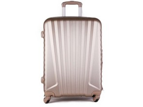 794418af2 Coveri World Milano champagne cw808 velké cestovní kufry L zlaté 100 ...