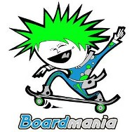 logo Boardmania - skateshop