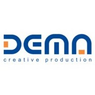 logo DEMA Creative Production