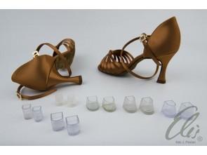 Chrániče na podpatky. Chrániče na podpatky na dámskou taneční obuv ... bdbee8995d