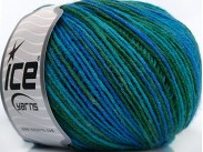 Color Fine Turquoise Green Blue 50g ()
