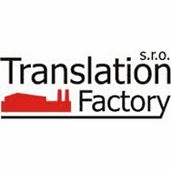 logo Translation Factory s.r.o.