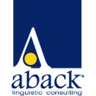 logo ABACK linguistic consulting spol. s r.o.