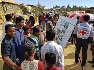 Červený kříž pomáhá obnovit zpřetrhané rodinné vazby.