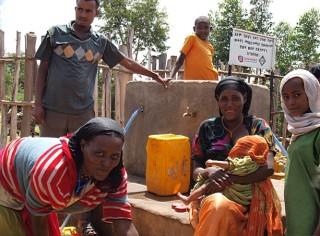 Česká republika zlepšila přístup k pitné vodě v jižním regionu Etiopie.