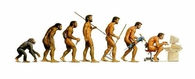 Evolution theory is .. complicated and not an easy thing to understand.
