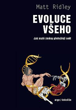 Evoluce všeho kniha, kterou stojí za to číst