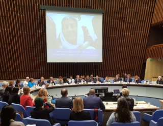 WHO si 1. října připomněla Mezinárodní den seniorů.