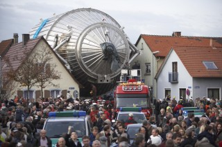 Katrin - transport