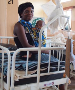 Česká republika pomohla zlepšit zdraví matek a dětí v západní provincii Zambie.