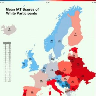 map rasismus
