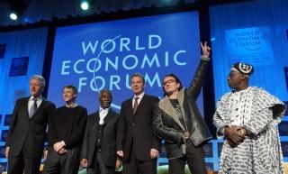 V Davosu se to jen hemží osobnostmi.