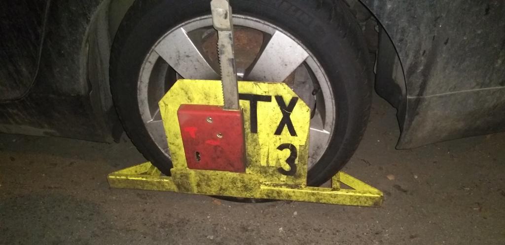 Botička TX 3