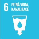SDG 6: Zajistit všem dostupnost vody a sanitačních zařízení a udržitelné hospodaření s nimi