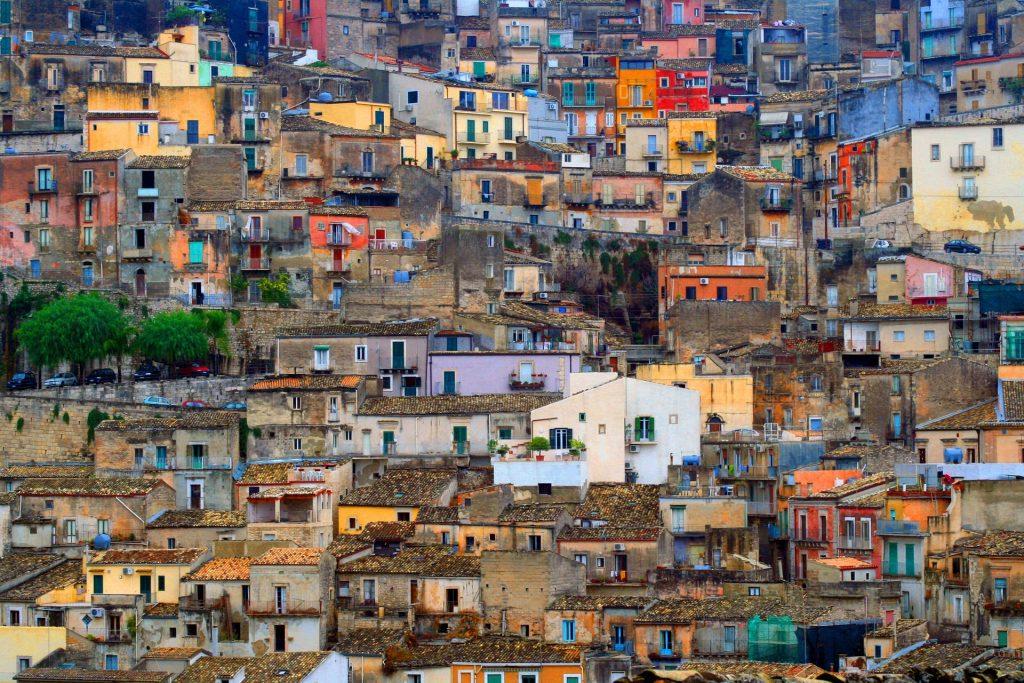 venkovská Sicílie