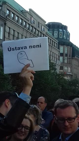 Václavské ná. 10. 5. 2017