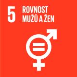 SDG5: Dosáhnout genderové rovnosti a posílit postavení žen