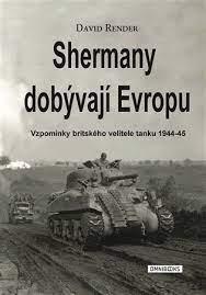 Shermany dobývají Evropu
