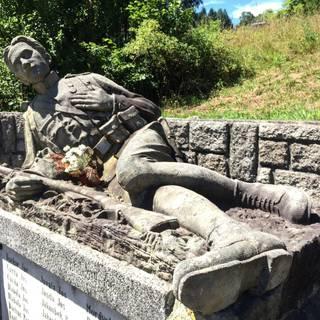 Co je vončo a kdo vytvořil znepokojivý pomník