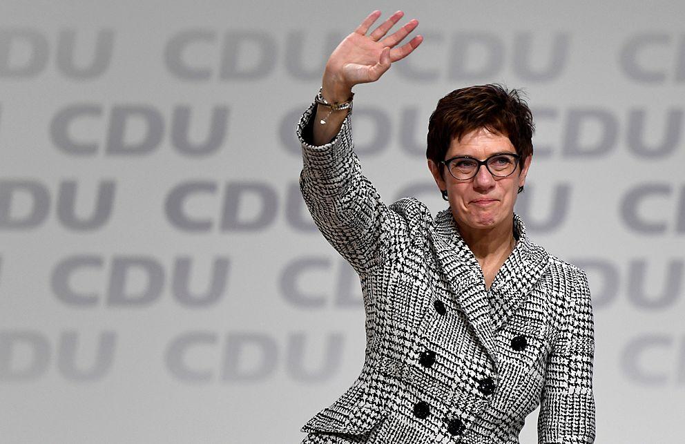 Vítězství obyčejné AKK je výpovědí ocharakteru německé demokracie