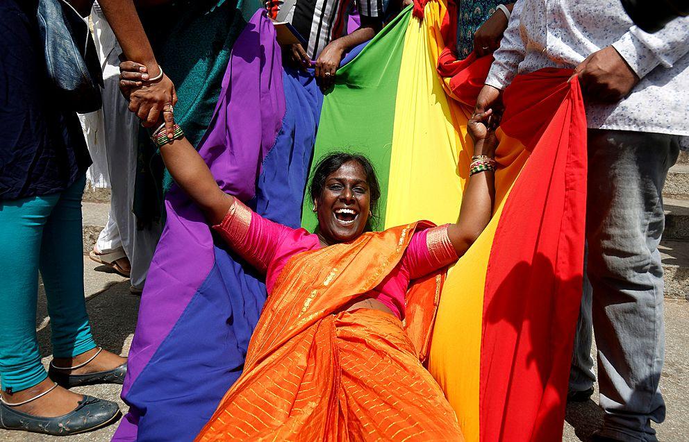 Indický gay sex naživo