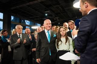 Nový senátor Fischer: Na Hrad to asi zkusím znovu