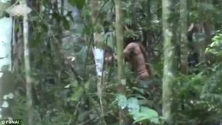 V brazilském pralese žije o samotě poslední příslušník svého kmene