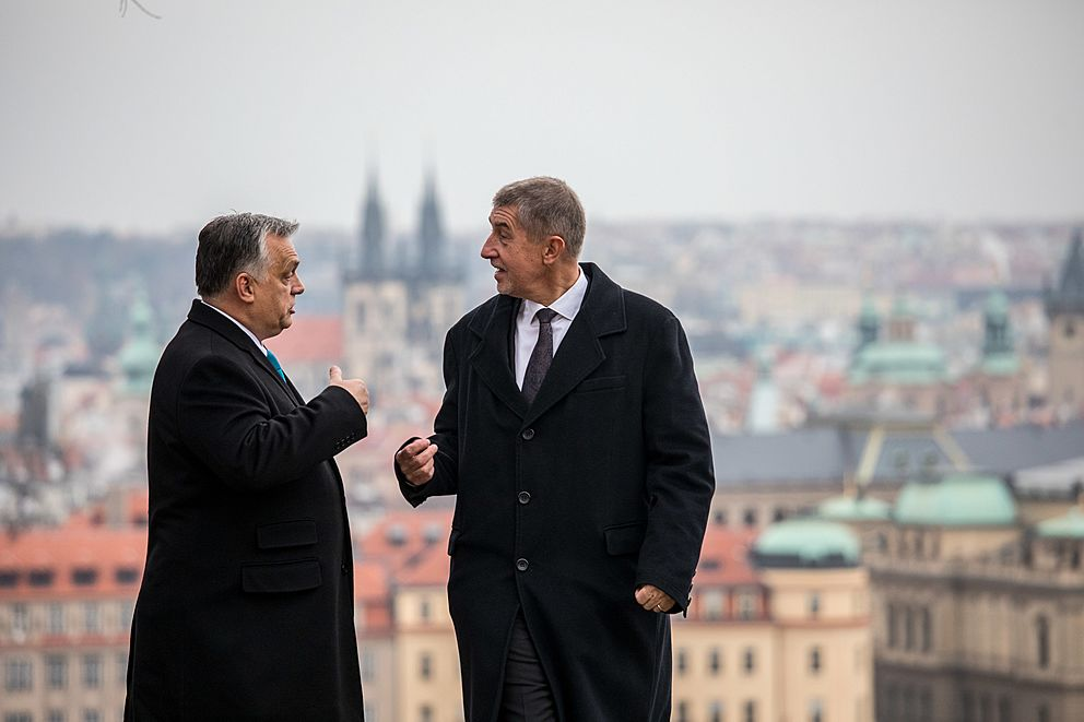 Babiš při své obraně orbánovsky přitvrdí