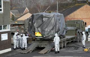 Respekt: Británie neformálně požádala Prahu, aby rovněž vyhostila ruské diplomaty